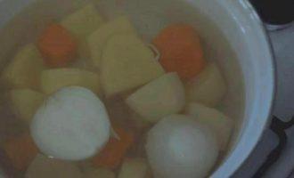 Варим овощи для супа