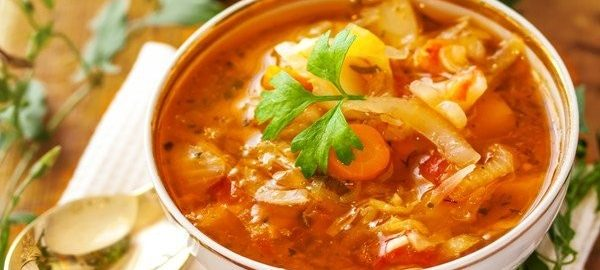 Суп для сжигания жира