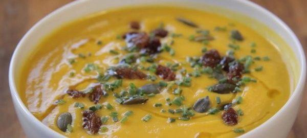 Суп из тыквы для диеты