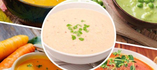 Супы из овощей для похудения