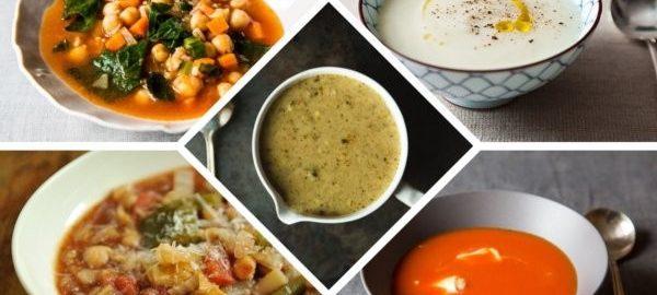 Дешевые и вкусные супы