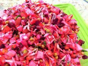 Как варить красную свеклу для салата- для начинающих