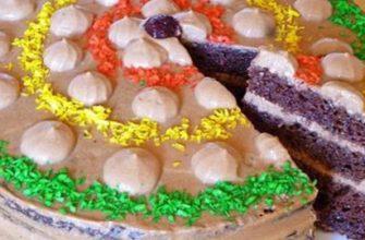 Как правильно резать торт