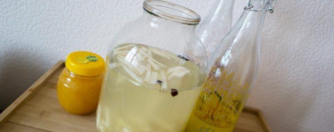 рецепт спиртовой настойки на хрене