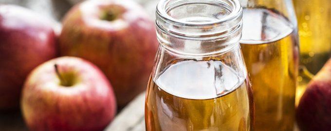 Уксусная кислота из яблок