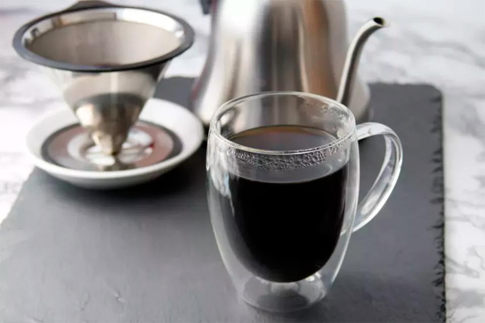 Наливной кофе