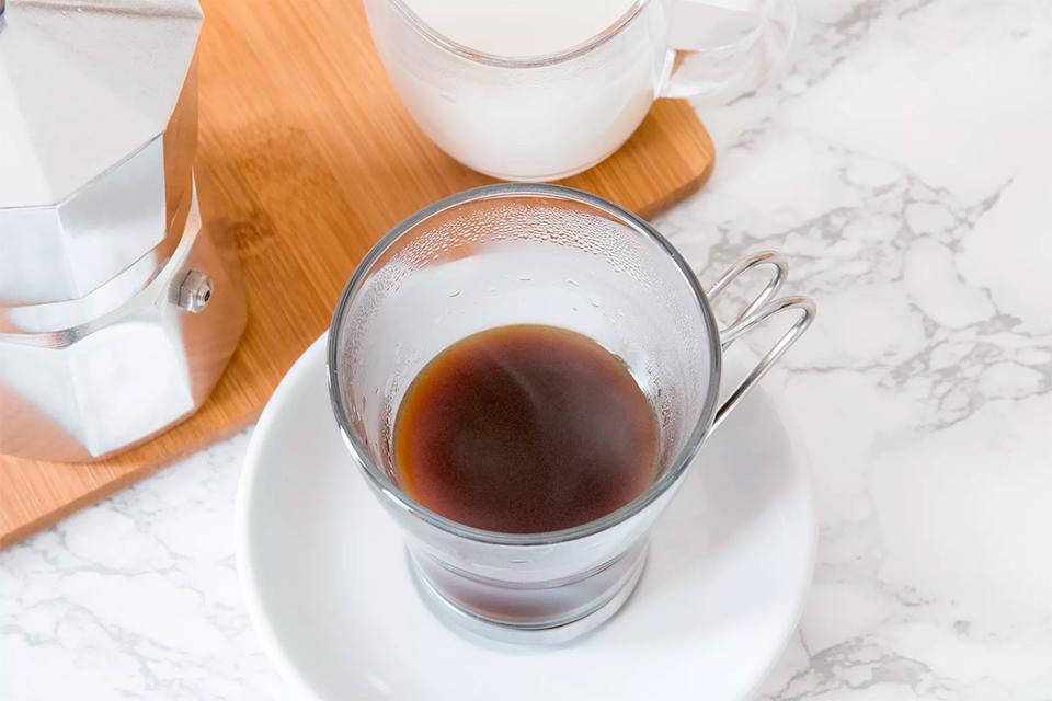 Испанское кофе con leche