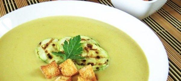 Куриный суп со сливками