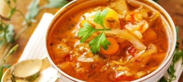 Диета Майо суп