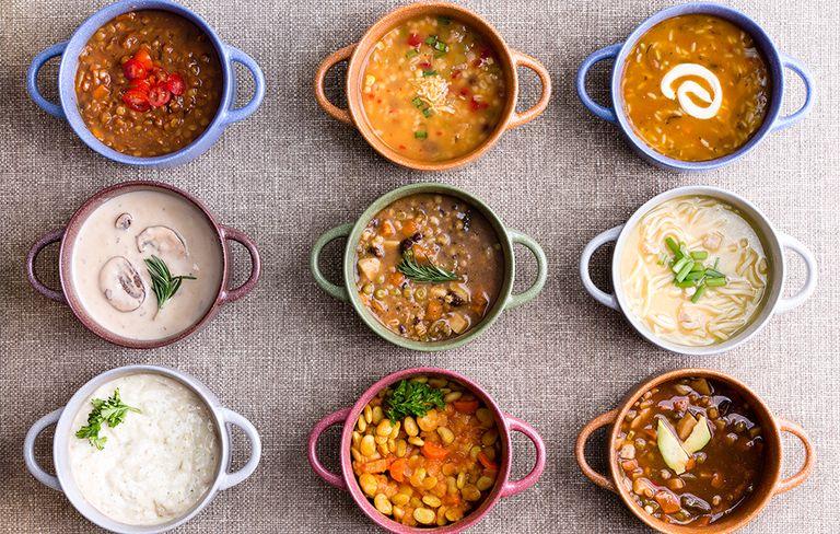 рецепты супов для похудения