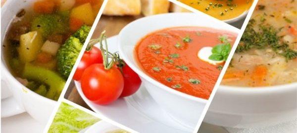 Жиросжигающие супы