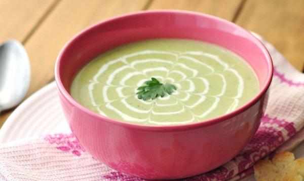 Диетические супы-пюре