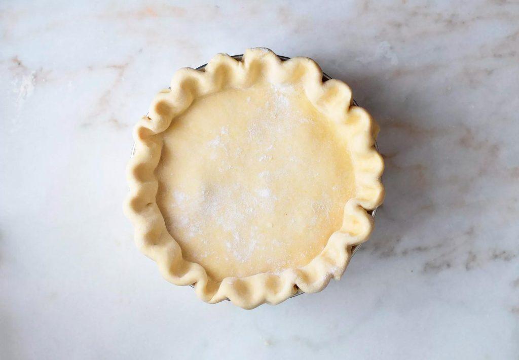 пасхальный пирог заготовка