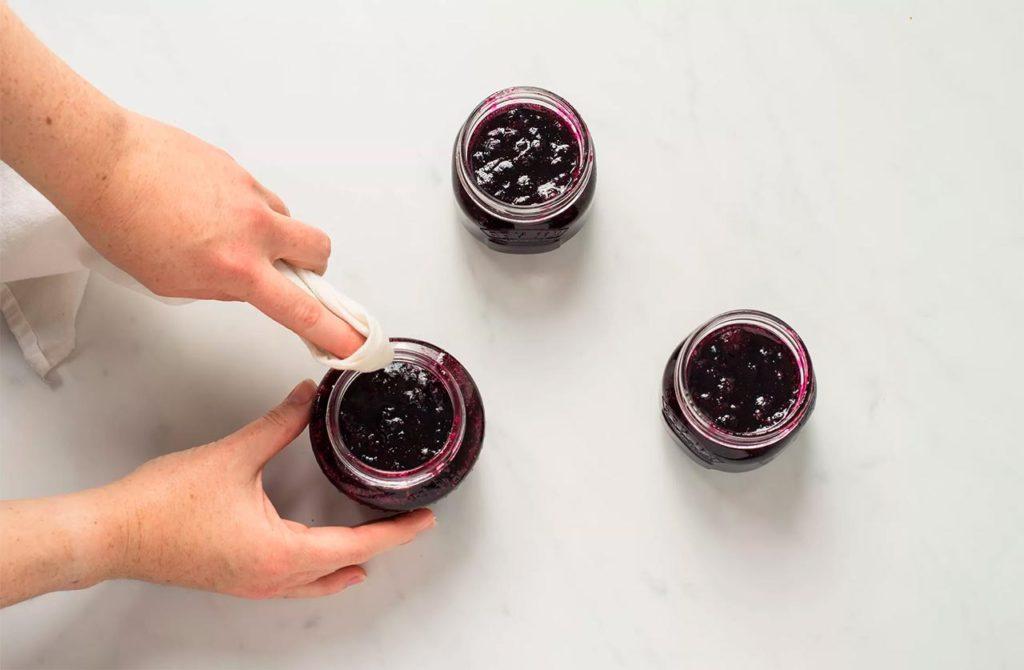 черничное варенье рецепт