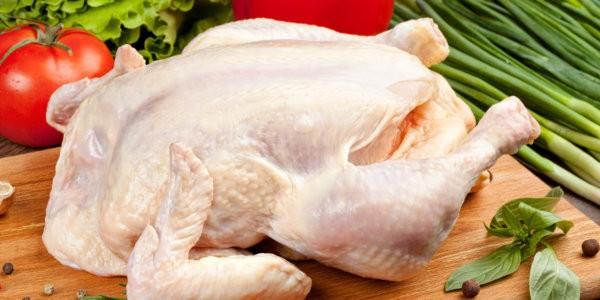 Домашняя курица для супа