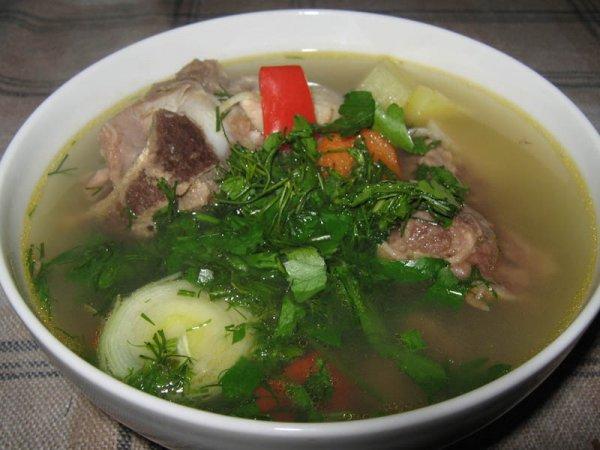 Хаш армянский суп