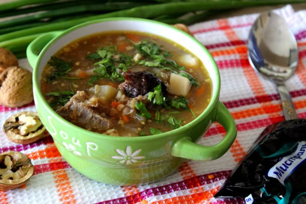 Суп с черносливом воспи апур
