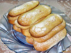 Печенье самоярди домашнего приготовления