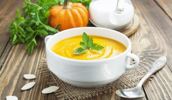 Супы-пюре для похудения — 5 лучших рецептов